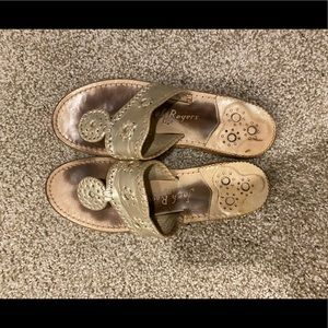 Women's used Jack Rogers sandals